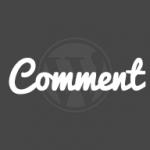 コメントフォーム・リストのカスタマイズ