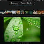 レスポンシブに対応した画像ギャラリーが実装できる「Responsive Image Gallery」