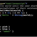 Google Code Prettifyを使用してソースコードを表示をしてくれる「Prettify Code Syntax」
