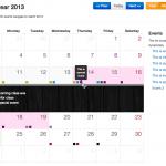 カレンダー実装プラグイン「Bootstrap Calendar」